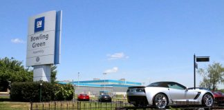 Corvette Assembly Plant to be Closed to Tours for 18 Months