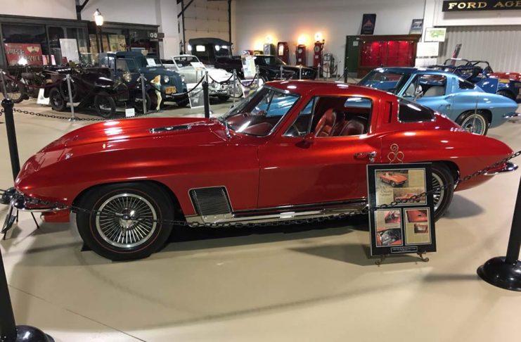 [PICS] Yager Family Donates Four Historic Corvettes Valued at $6.3 Million to Pierce-Arrow Museum