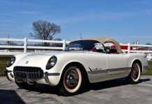 Corvettes on eBay: Top Flight 1955 Corvette