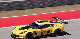 Corvette Racing at COTA: Two Corvettes in Thick of Close GTLM Qualifying Battle