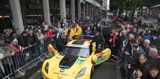 Join the National Corvette Museum for the 24 Hours of Le Mans Viewing Party