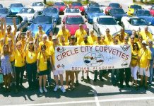 Join the Circle City Corvette Clubs 37th Annual Corvette Beach Caravan