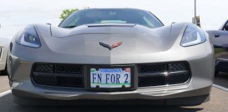 [PICS] The Corvette Vanity Plates of the 2017 Michelin NCM Bash