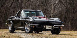 1967 Corvette 427/435 HP Bloomington Gold Benchmark Headed to Mecum's Indy Sale