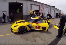 [VIDEO] Donut Daze Talks to Corvette Racing's Tommy Milner at Road America