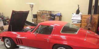 Corvettes on Craigslist: A 1966 Corvette Awaits You in Alaska