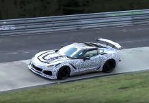 [VIDEO] 2018 Corvette ZR1s on the Nurburgring Look Faster than Ever