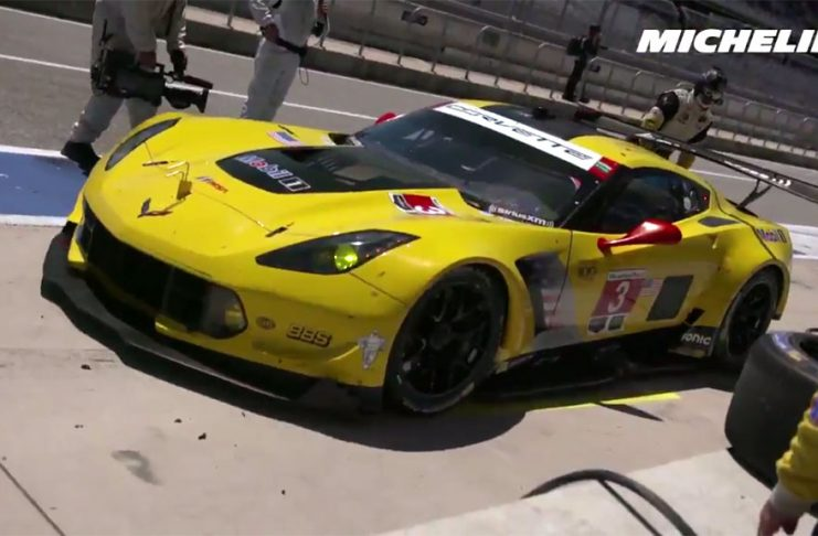 [VIDEO] Michelin Recaps Corvette Racing's Win at COTA