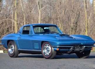 [VIDEO] 8,500 Mile 1967 427/435 Coupe Heading to Mecum Indy