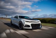 2018 Chevrolet Camaro ZL1 1LE Extreme Track Package Revealed