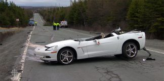 [ACCIDENT] Horrible C6 Corvette Crash in Canada Results in Fatality