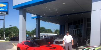 Corvette Delivery Dispatch with National Corvette Seller Mike Furman for May 21st