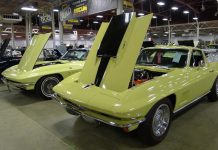 [GALLERY] Midyear Monday! Mecum Spring Classic Edition (50 Corvette photos)