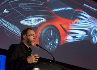 Corvette Designer Kirk Bennion Shares Thoughts on How to Make Car Design Timeless