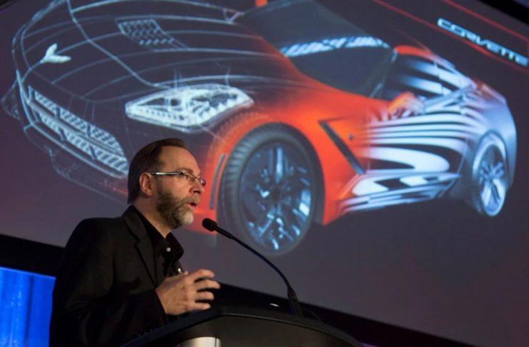 Corvette Designer Kirk Bennion Shares Thoughts on How to Make Car Design Timeless