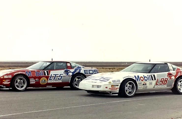[VIDEO] Corvette Museum Heritage Series Features ZR-1s 24 Hour Endurance Record