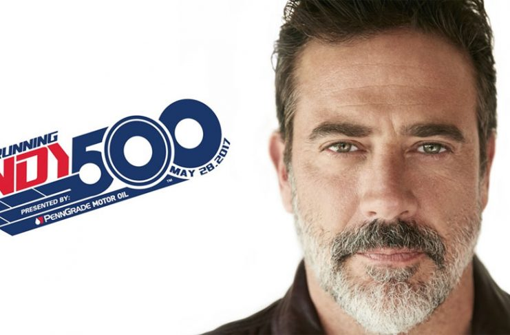 The Walking Dead's Jeffrey Dean Morgan to Drive the Corvette Pace Car at Indy