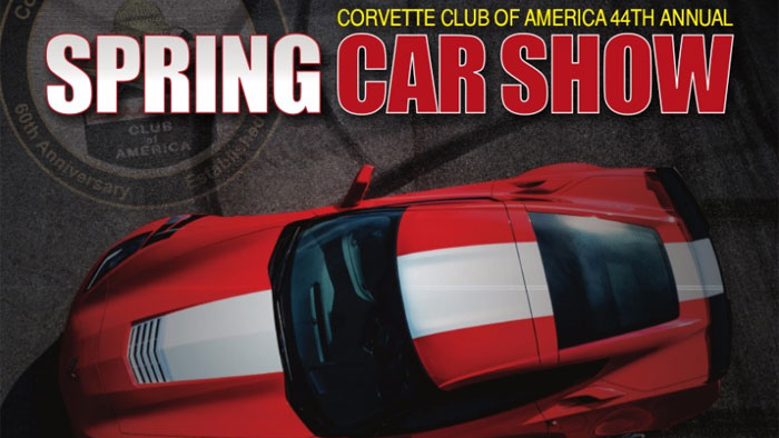 Sport Chevrolet is Hosting the 44th Annual Corvette Club of America Spring Car Show