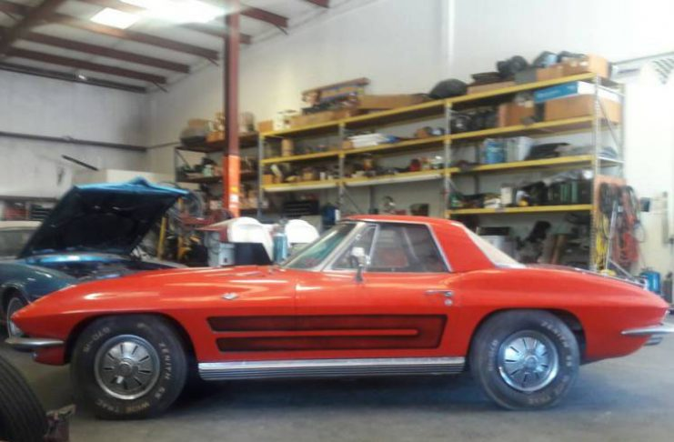 Corvettes on Craigslist: One Owner 1964 Corvette in San Francisco