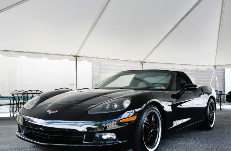 [GALLERY] Black Friday! (47 Corvette photos)