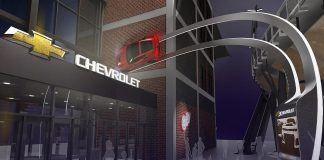 Chevrolet Signs Sponsorship with Detroit's Little Caesars Arena