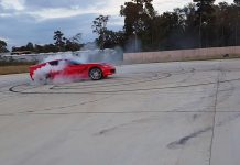 [VIDEO] Celebrate National Donut Day with a Torch Red Z51 Corvette Stingray