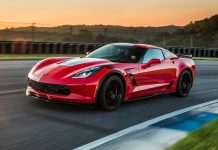 May 2017 Corvette Sales