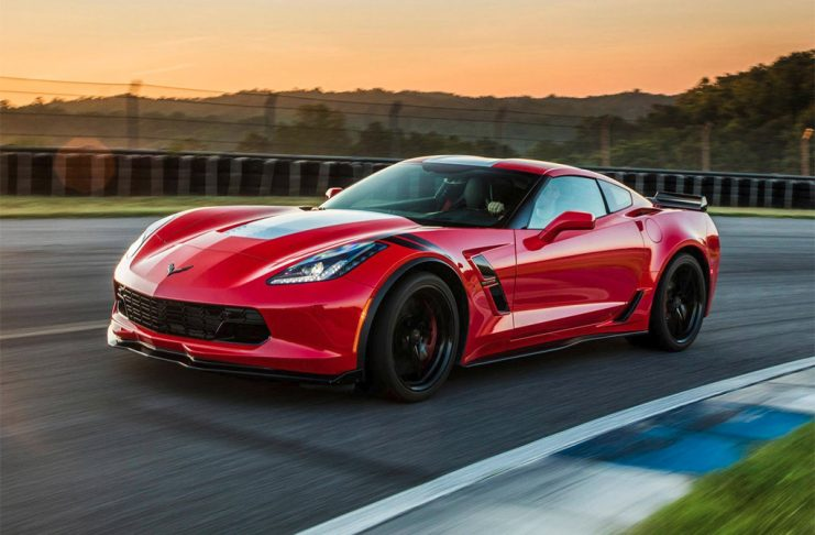 May 2017 Corvette Sales