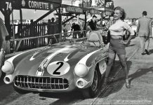 [PIC] Throwback Thursday: Marilyn Monroe and the Corvette SR2 at Sebring