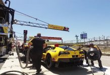 [VIDEO] Corvette Racing's CrossFit Challenge