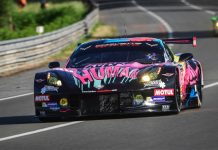 [VIDEO] Larbre Competition's Human C7.R Shines During 24 Hours of Le Mans Test Day