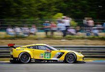 Corvette Racing Hit With BoP Following Le Mans Test