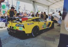 Corvette Racing: Tuesday's Le Mans Headlines