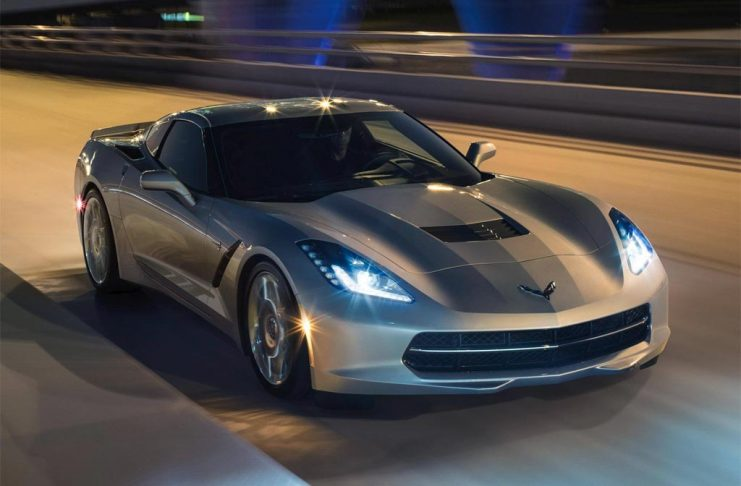 2017 Corvette Tops All Cars in Kogod's 2017 Made in America Index