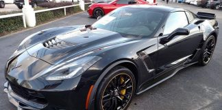 GM Facing Class Action Lawsuit of C7 Corvette Z06's Cooling Issues