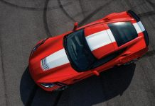 Download the 2018 Corvette Models and Accessories Brochure