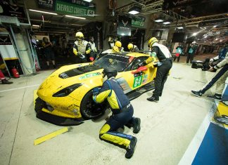 Corvette Racing at Le Mans: Halfway Race Report
