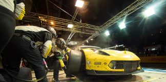Corvette Racing at Le Mans: 18-Hour Report