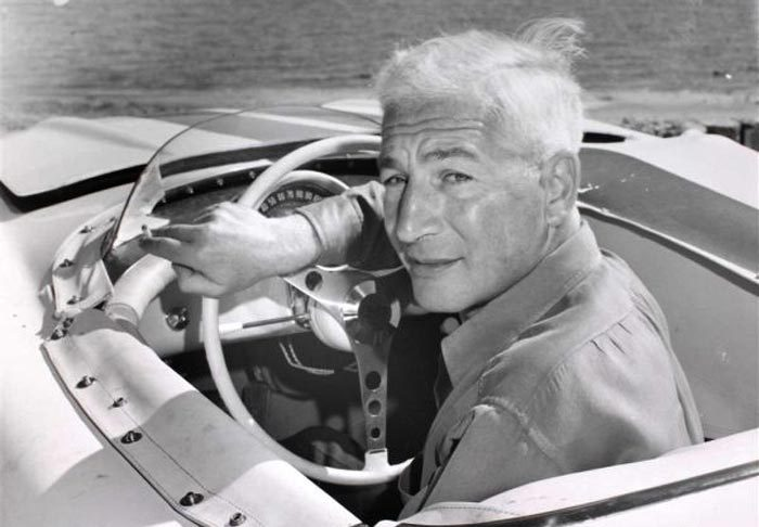 How Corvette's Legendary Chief Engineer Zora Arkus-Duntov Improved the Porsche 356
