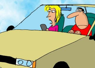 Saturday Morning Corvette Comic: When Smart Cars Are Too Smart