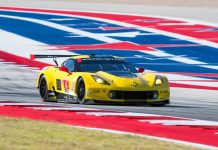Corvette Racing at Watkins Glen: Proud to be American