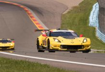 Corvette Racing at Watkins Glen: Podium Finish for No. 3 Corvette C7.R