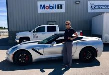 NCM Motorsports Park Offers Use of Corvettes for Touring Laps and Corvette Experience Programs
