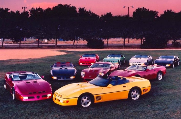 Celebrate the 30th Anniversary of Callaway Corvettes at Corvettes at Carlisle