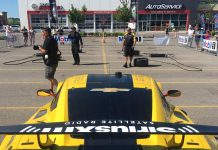[VIDEO] Ron Fellows and Corvette Racing's Pit Crew Demonstration at RaceFest