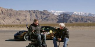 [VIDEO] Sam Schmidt and the Arrow Semi-Autonomous Corvette Z06 on Jay Leno's Garage