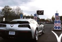 [VIDEO] Sport Auto Takes a C7 Corvette Z06 to 7:13.9 on the Nurburgring