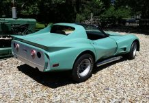 Corvettes on Craigslist: 1977 Greenwood Widebody Corvette