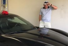 [VIDEO] Family Surprises Dad with a C6 Corvette on Father's Day