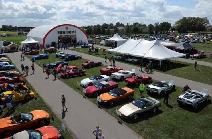 Register for Corvette Funfest 2017 Today!
